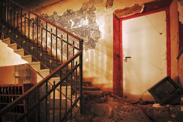 Hole Hotel Abbandonato Urbex