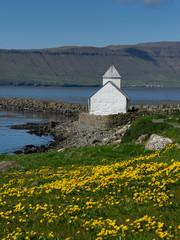 Sommer auf den Färöer Inseln - Kirkjubour