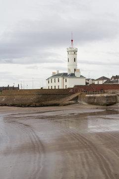 Signal Tower at Arbroath