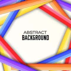 colorful abstract background concept. Vector illustration desing