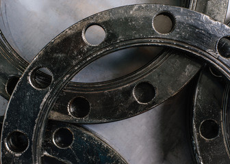 flange for pipe welding.