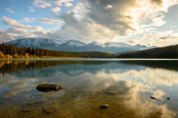 Jasper Nationalpark in den kanadischen Rockies