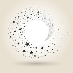 Flying Stars in the Stream