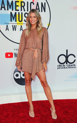 2018 American Music Awards - Arrivals - Los Angeles, California, U.S.