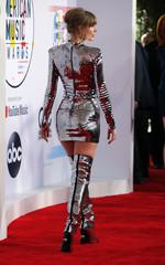 2018 American Music Awards– Arrivals – Los Angeles, California, U.S.