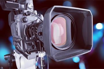 Television Camera lens