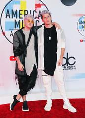 2018 American Music Awards – Arrivals – Los Angeles, California, U.S.