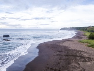One of the most beautiful beaches I have seen, San Juanillo in Costa Rica
