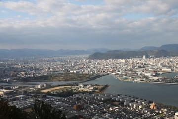 landscape of Yashima