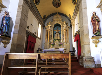 Trancoso – Church of St Peter