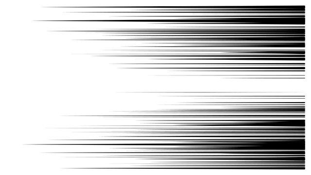 speed lines vector