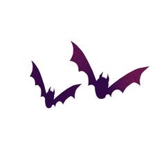 Halloween isolated clip art illustration sticker set