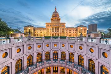 Austin, Texas, USA State Capitol