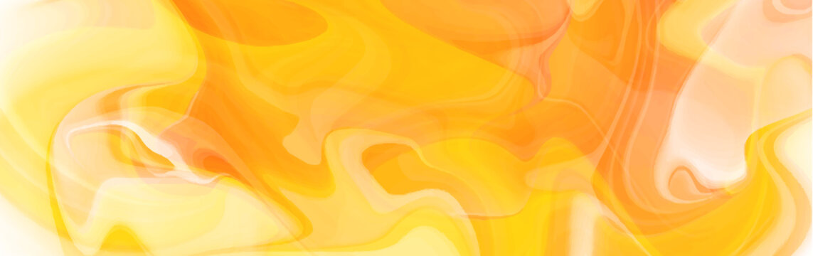 Abstract orange marble background. eps10 vector illustration