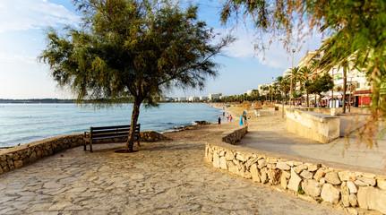 Strand Cala Millor Promenade