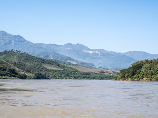 River Mekong, Laos