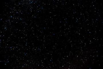 夜空に煌めく星々