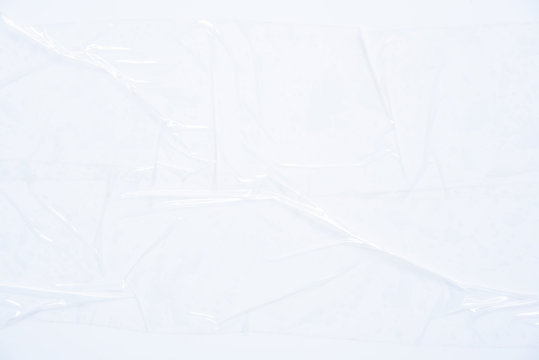 crumpled adhesive transparent tape backgrounds