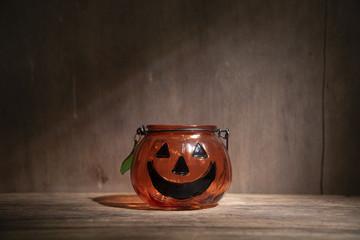 Creative picture art in Halloween concept