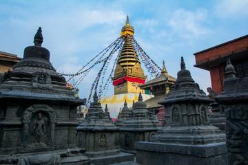 Swyambhunath Stupa Nepal