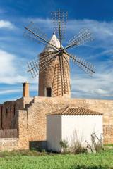 Old Grain Mill  |  Mallorca  |  9337