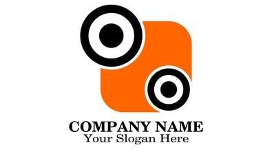 creative unique logo design