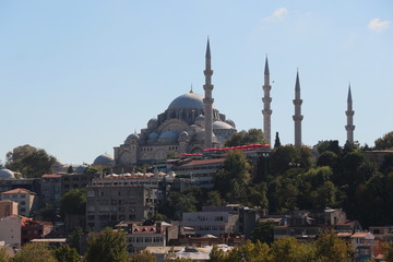 Sulimanie in istanbul