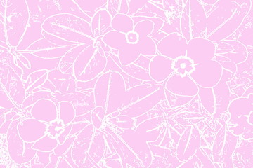 flower texture best wishes greeting card pink background for concept of nature,web,love, gift, event, occasion, celebration, weeding, birthday,