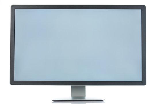 Clean pc monitor