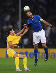 International Friendly - Italy v Ukraine