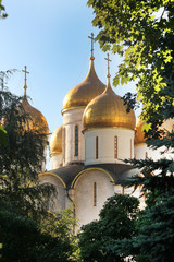 The Cathedral of the Dormition, Kremlin, Moscow