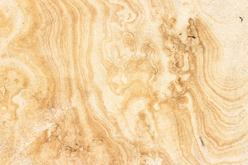 sandstone texture background, natural surface close up. Wall mural