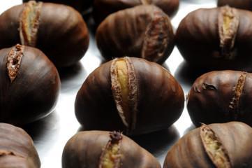 Caldarroste Roast chestnut  6112305 Cucina italiana