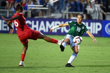 Soccer: 2018 CONCACAF Women's Championship-Panama at Mexico