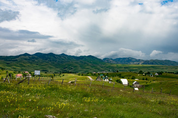 Bobotov kuk national park
