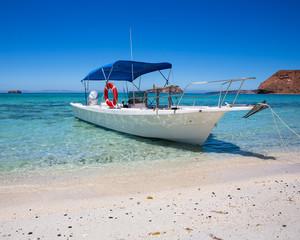 Side of Fishing Boat