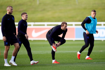 UEFA Nations League - England Training