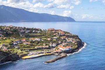 North-east coast of Madeira, Portugal