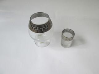 crystal tableware