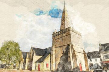 Notre Dame de Larmor Plage