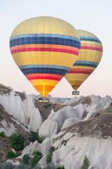 Cappadoce hot air balloon