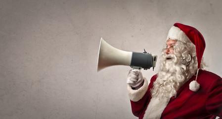 Santa the influencer