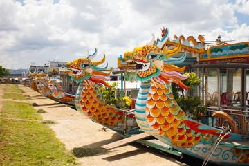 Hue City Dragon Boat