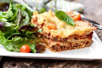 Lasagnes (viande de boeuf haché)