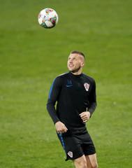 UEFA Nations League - Croatia Training