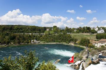 Rhein, Rheinfall, Schweiz