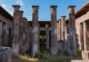House of Marcus Epidius Rufus