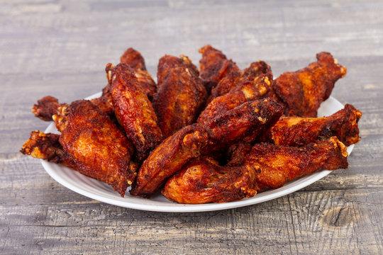 Chicken BBQ wings