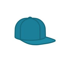 Cap Icon, Baseball Hat Icon