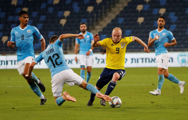 UEFA Nations League - League C - Group 1 - Israel v Scotland
